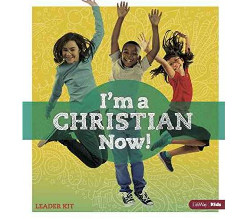 I'm a Christian Now! (Leader's Guide) (Paperback) - image 1 of 1