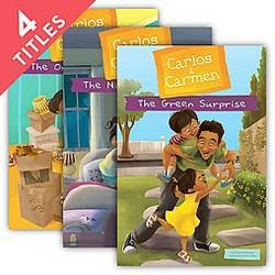 Carlos & Carmen (Library) (Kirsten McDonald)