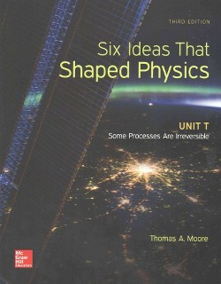 Six Ideas That Shaped Physics : Unit T: Some Processes Are Irreversible (Paperback) (Thomas A. Moore)