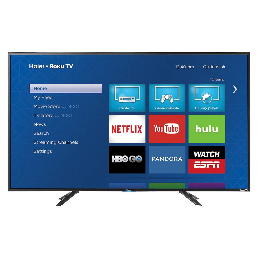 Haier ac remote control for sale for Premium play smart tv