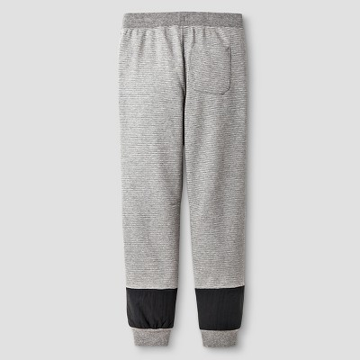 Boys' Jogger Pant Mossimo Supply Co. Gray Space L, Boy's