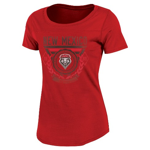 NCAA New Mexico Lobos Women's T-Shirt - image 1 of 3