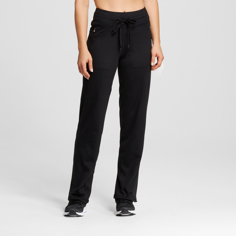 Womens Freedom Cover Up Pants - C9 Champion Black S