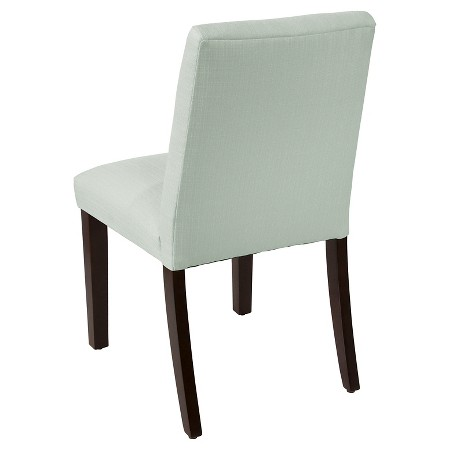 Tapered Dining Chair with Buttons - Klein Pool - Skyline Furniture