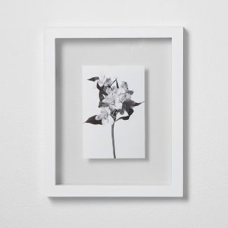 4u0022 x 6u0022 Thin Gallery Float Frame White - Made By Design™