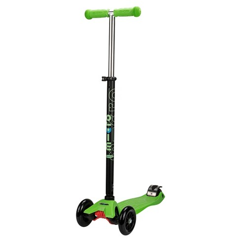 Micro Kickboard Maxi Scooter - Green - image 1 of 4