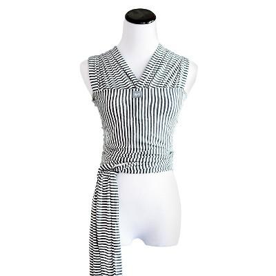 Happy! Wrap Organic Baby Carrier - Gray Stripe