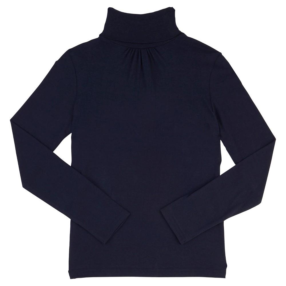 French Toast Girls' Turtleneck XL(14-16) - Navy (Blue)