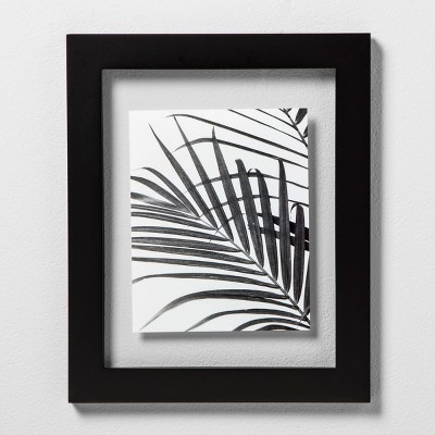 Wide Gallery Float Frame Black 11 x14  - Made By Design™