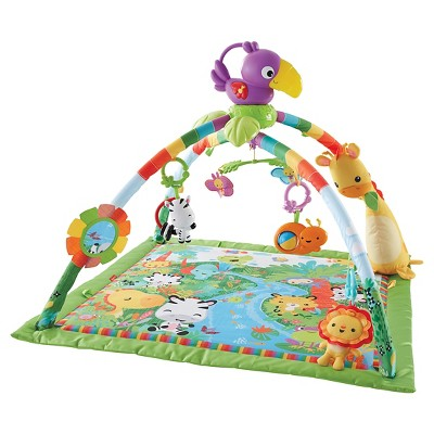 Fisher-Price® Rainforest™ Music & Lights Deluxe Gym