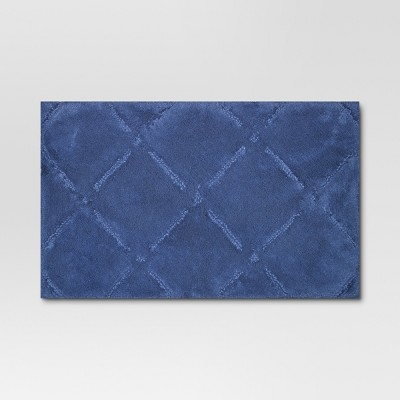 Ultra Soft Bath Rug - Balanced Blue - Threshold™
