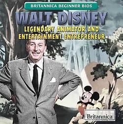Walt Disney : Legendary Animator and Entertainment Entrepreneur (Reprint) (Paperback) (Joseph Kampff)