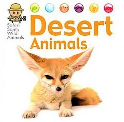 Desert Animals (Library) (David West)