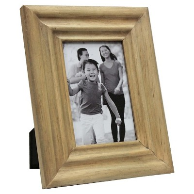 4 x6  Natural Wood Frame - Threshold™