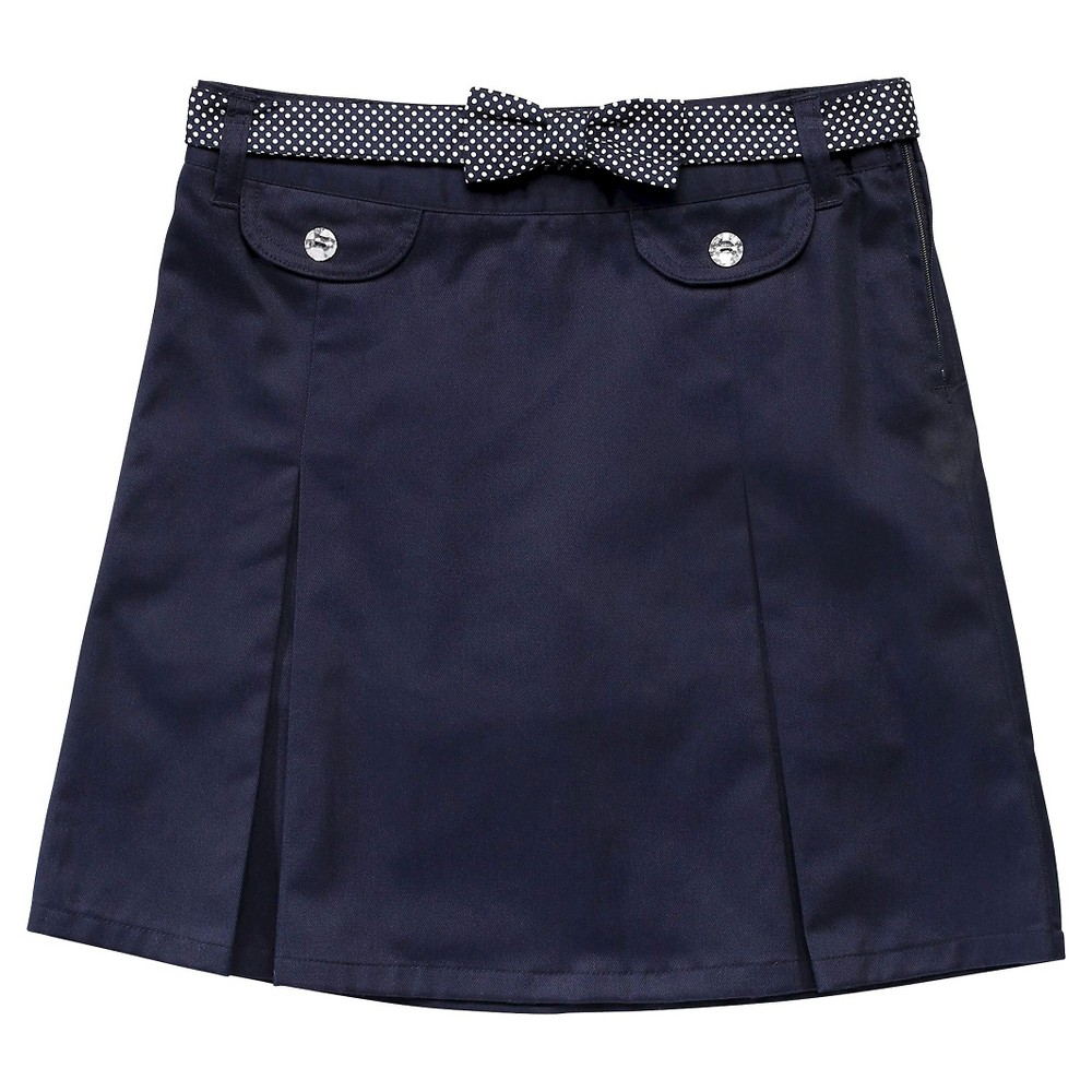French Toast Girls Scooter with Belt 18 - Navy (Blue)