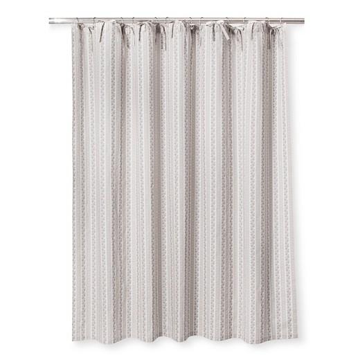 Darby Way Shower Curtain - Beige - Beekman 1802 FarmHouse : Target