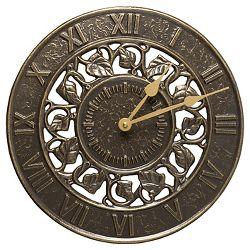 Poolmaster 13 3 8 Quot Terra Clock Amp Thermometer Target