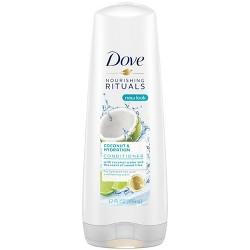 Dove Nutritive Solutions Coconut & Hydration Conditioner - 12oz