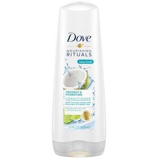 Dove Nourishing Rituals Coconut & Hydration Conditioner - 12 fl oz