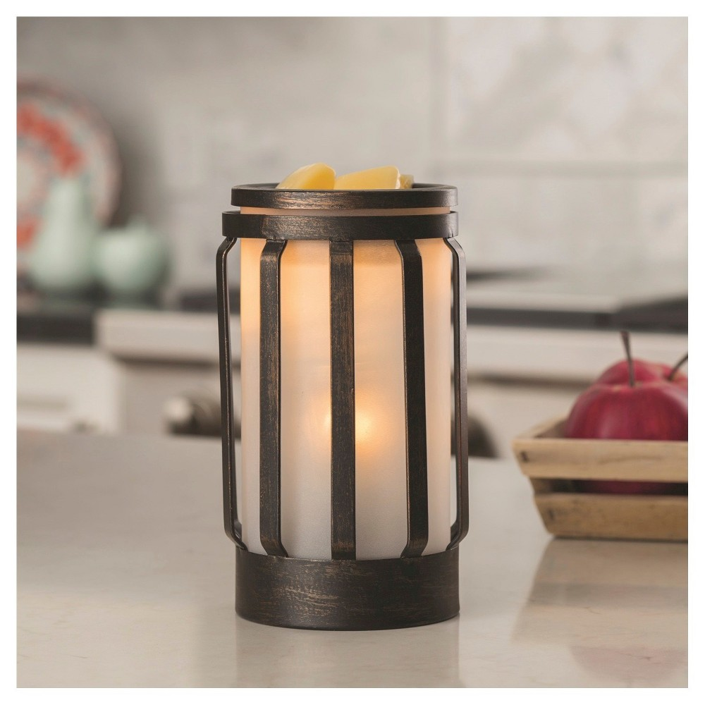 Decorative Fragrance Warmer Brown - Candle Warmers Etc.