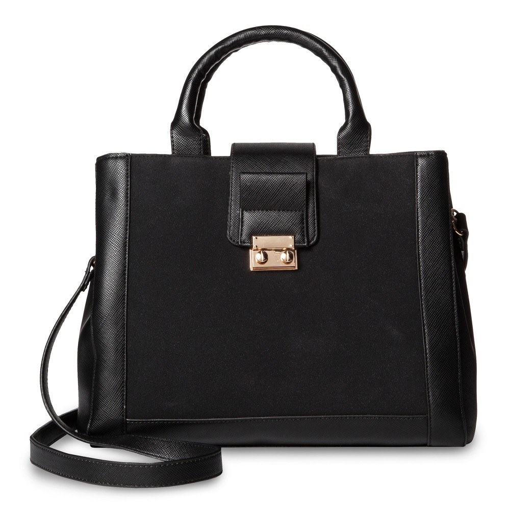 Womens Handbag Black - Who What Wear