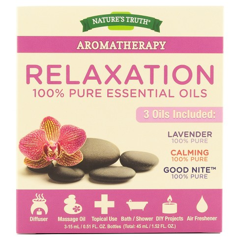 Nature's Truth Aromatherapy Oil Relaxation 4 oz - image 1 of 1