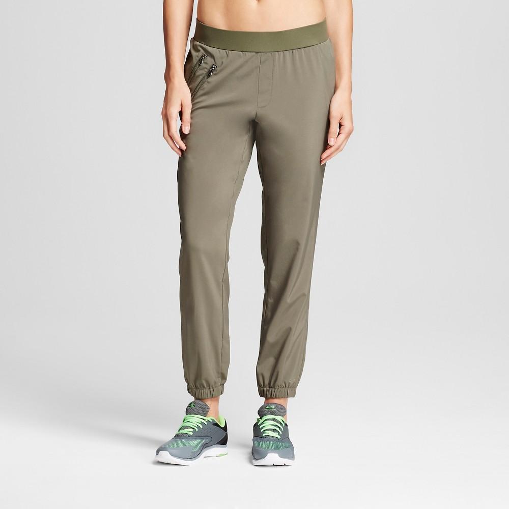 Womens Activewear Pants - Green Xxl - C9 Champion, Camouflage Green