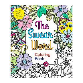 The Swear Word Coloring Book By Hannah Carter Paperback Target