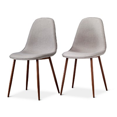 Porter Mid Century Modern Dining Chairs (Set Of 2)