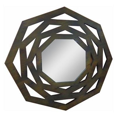 Wood Mirror Large - Threshold™