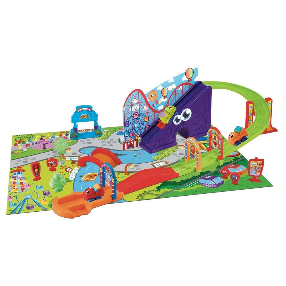 Pavlov'z Toyz My First Roller Coaster Playset - 24pc