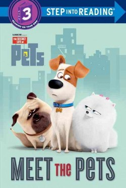 Meet the Pets (Deluxe) (Library) (Mary Man-Kong)
