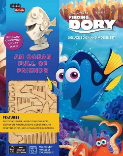 Incredibuilds - Finding Dory ( Incredibuilds) (Mixed media product)