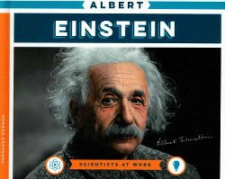 Albert Einstein (Library) (Fernando Gordon)
