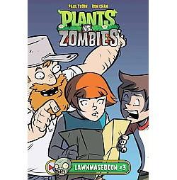 Plants Vs. Zombies Lawnmageddon 3 (Library) (Paul Tobin)