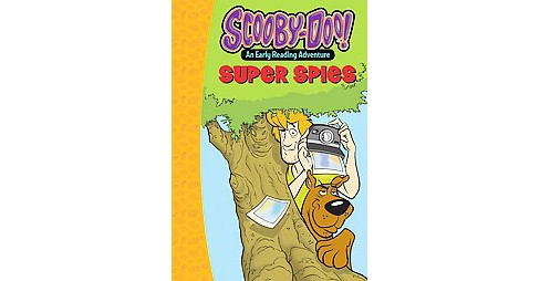 Scooby-Doo in Super Spies (Library) (Maria S. Barbo) - image 1 of 1