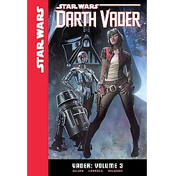 Star Wars: Darth Vader 3 (Library) (Kieron Gillen)