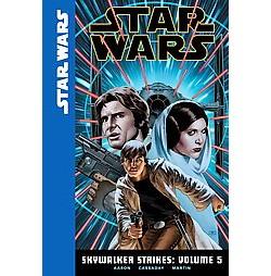 Star Wars Skywalker Strikes 5 (Library) (Jason Aaron)