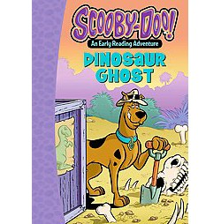 Scooby-Doo and the Dinosaur Ghost (Library) (Erin Soderberg)