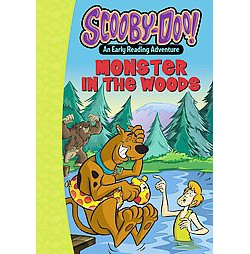 Scooby-Doo! and the Monster in the Woods (Library) (Michelle H. Nagler)