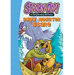 Scooby-Doo! Snow Monster Scare (Library) (Robin Wasserman)