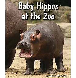 Baby Hippos at the Zoo (Library) (Cecelia Brannon)
