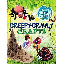 Creepy-crawly Crafts (Library) (Annalees Lim)