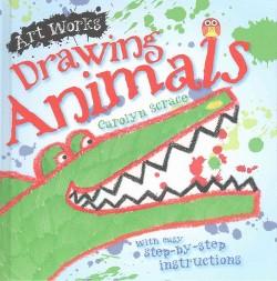 Drawing Animals (Library) (Carolyn Scrace)