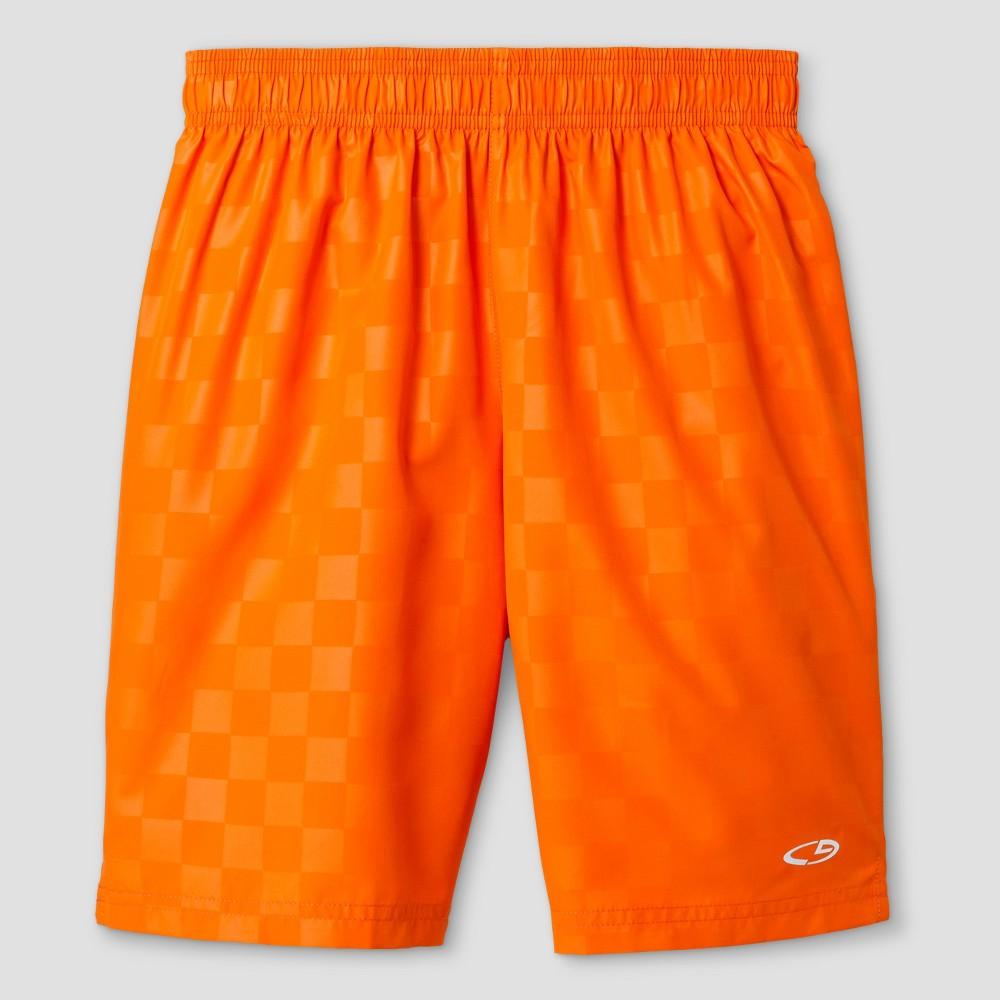 Boys Soccer Shorts Team - C9 Champion Orange M