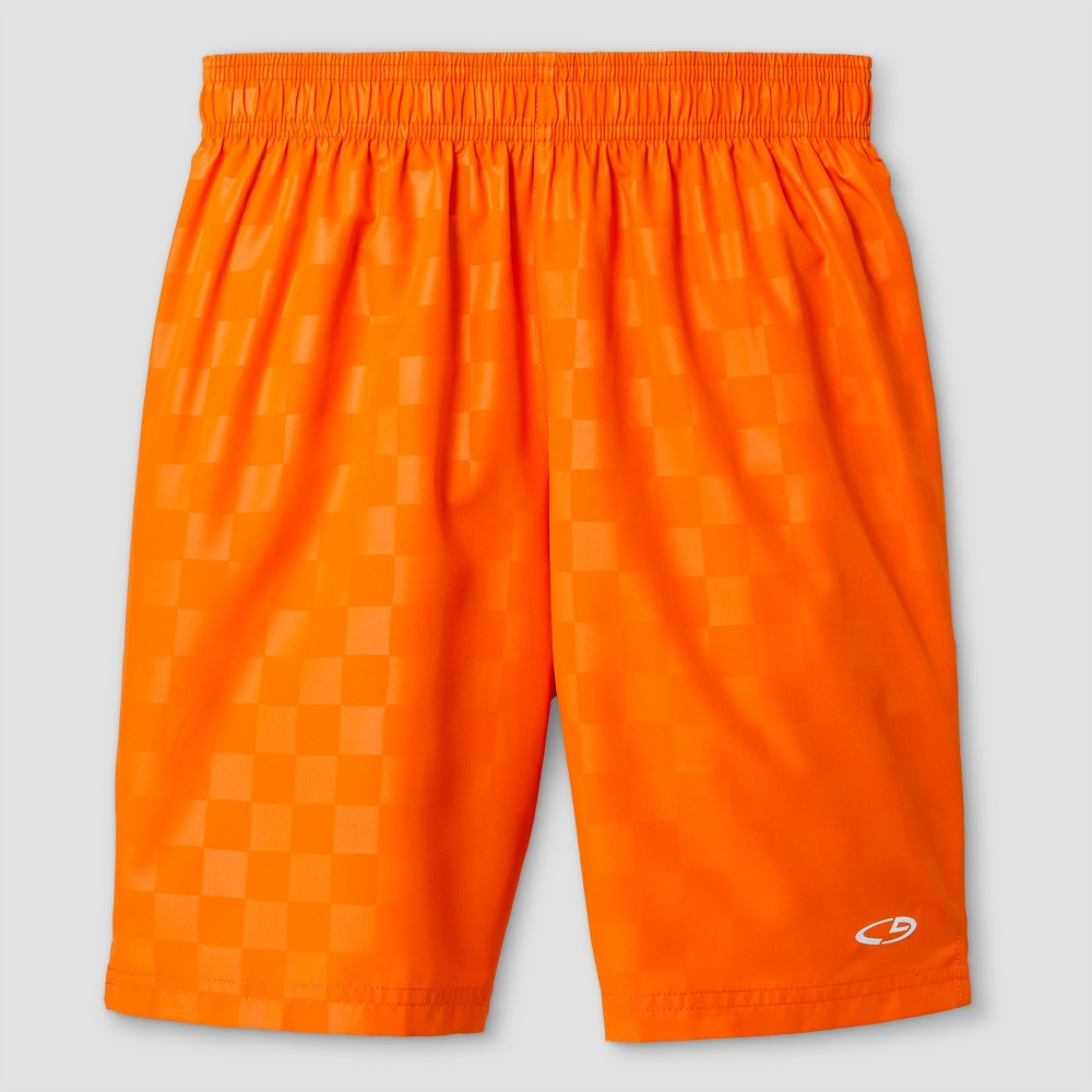 Boys Soccer Shorts Team - C9 Champion Orange L
