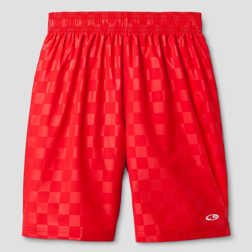 Boys Soccer Shorts - C9 Champion Scarlet (Red) M