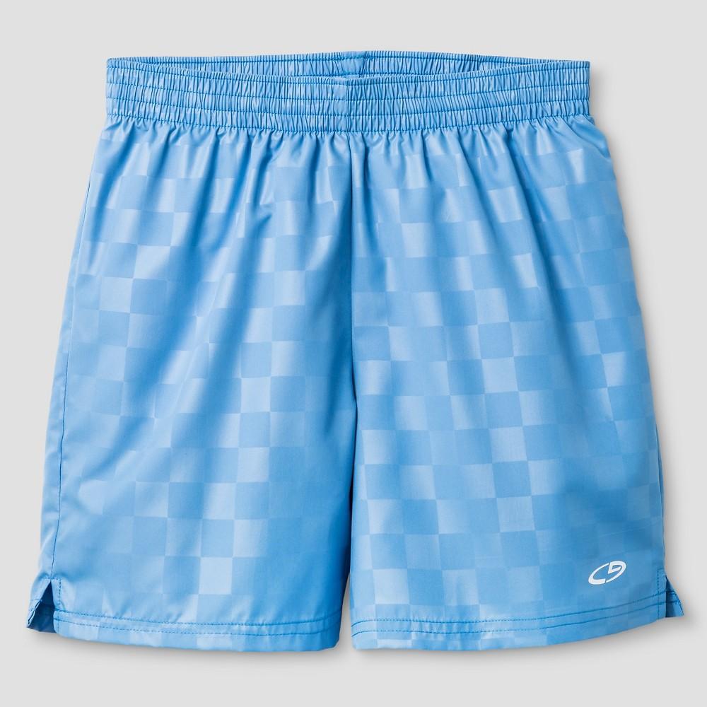 Girls Soccer Shorts Team - C9 Champion Light Blue XS, Blue Steam