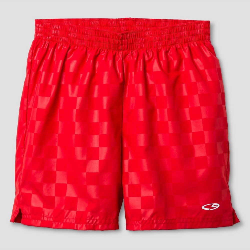 Girls Soccer Shorts - C9 Champion Scarlet (Red) XS