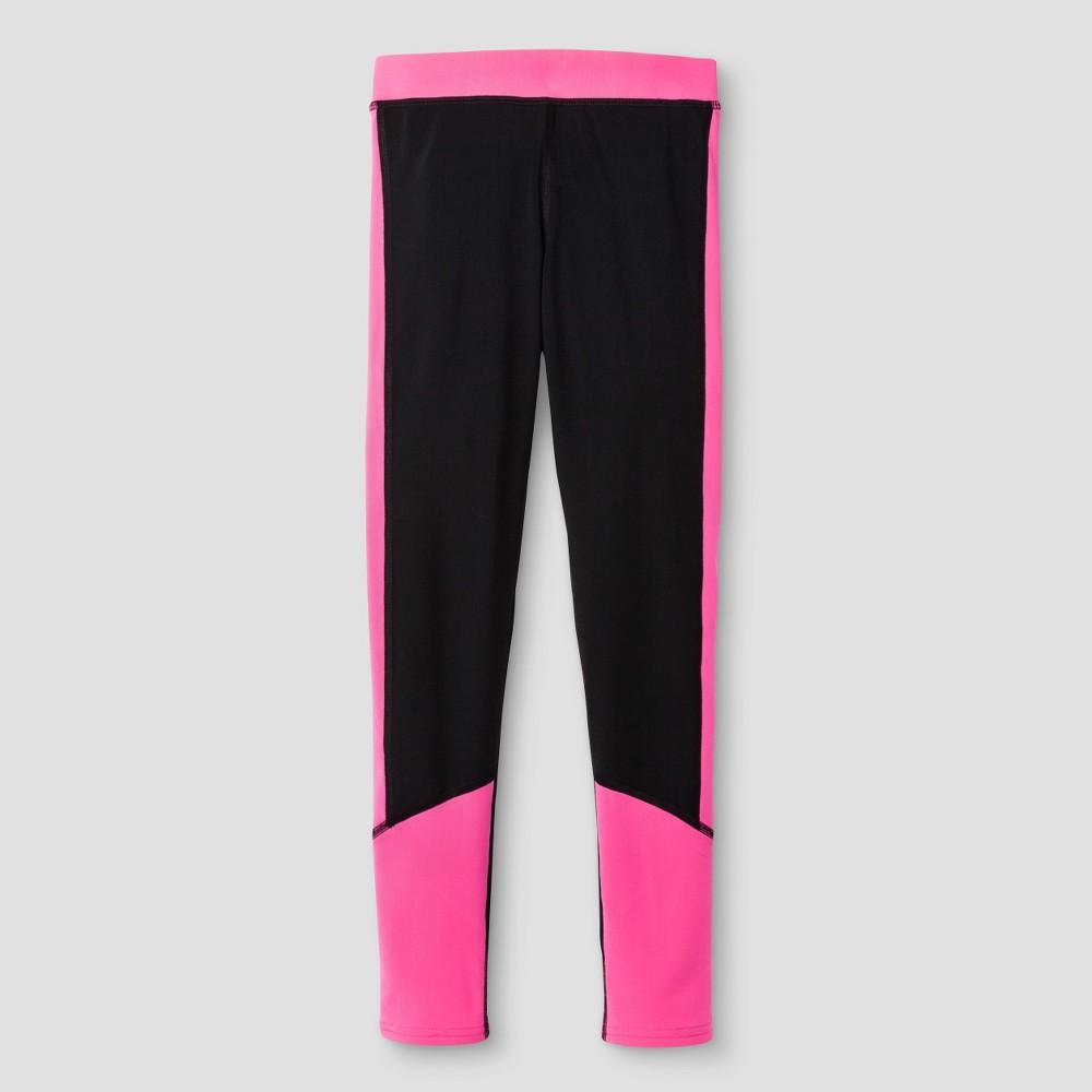 Girls Powercore compression Tight C9 Champion - Pink XL